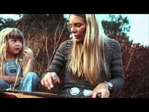 Joni Mitchell - Both Sides Now (HD,HQ) + lyrics