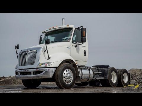 2011 international transtar 8600 day cab truck for sale. Black Bedroom Furniture Sets. Home Design Ideas