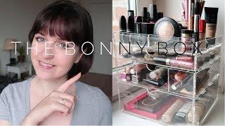 Органайзер для косметики The Bonny Box   Обзор и отзыв