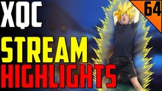 xQc STREAM HIGHLIGHTS #64
