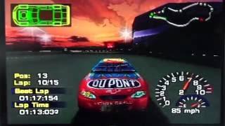 nascar thunder 2004 ps1 race 35 41 taco 500