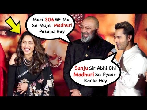 Sanjay Dutt Gets EMBARASSED When Media Asks About ...