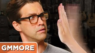 rhett link taste test