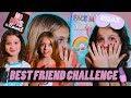 Best Friend Challenge   Hayley LeBlanc & Coco Quinn