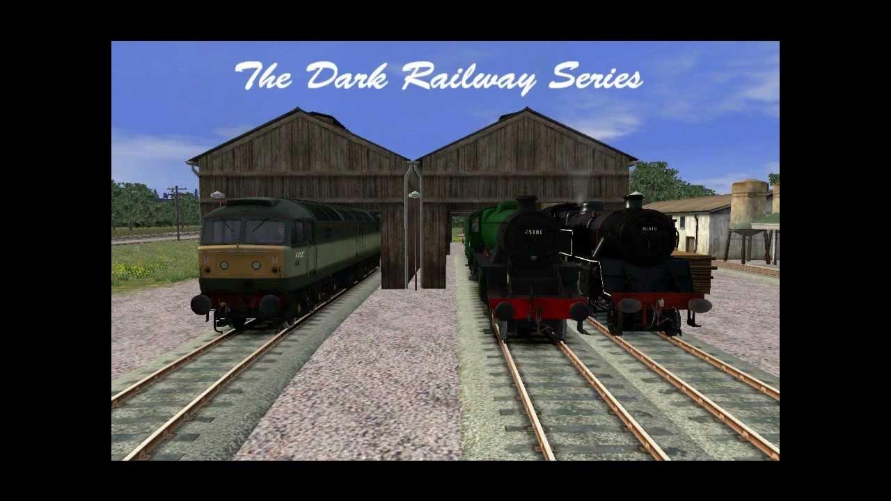 The Dark Railway Series - New Intro