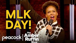 "Get Up and Shout, ""Yay!"" It's Martin Luther King Day! 