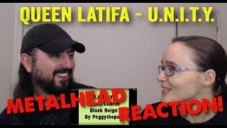 U.N.I.T.Y. - Queen Latifa (REACTION! by metalheads)