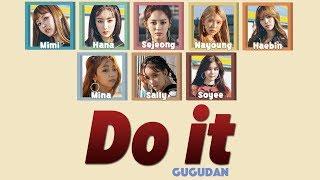 Gugudan - Do It
