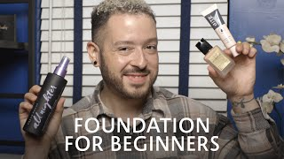 How to: Foundation for Beginners | Sephora