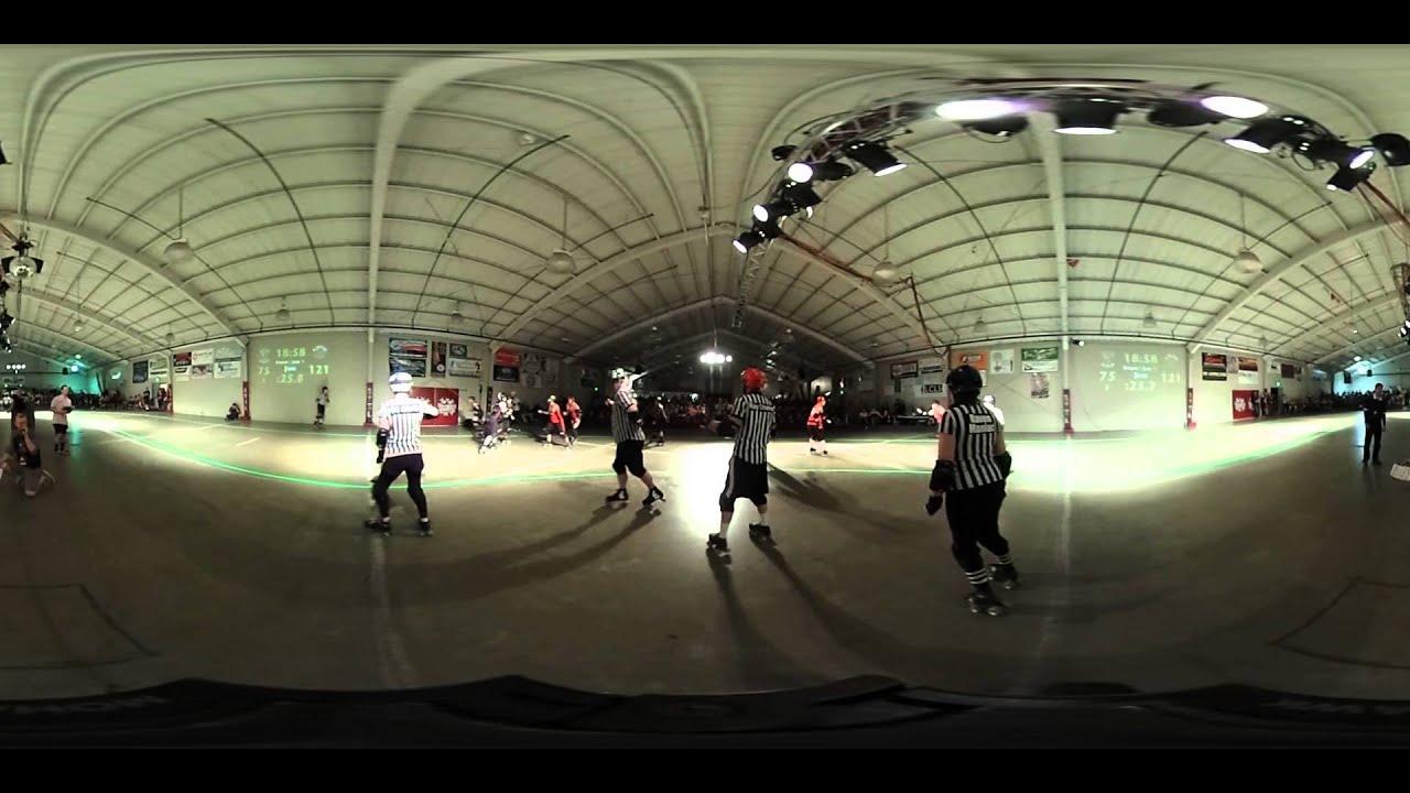 Roller skating visalia - 360 Cam Jam With Humboldt Roller Derby Feb 20th 2016
