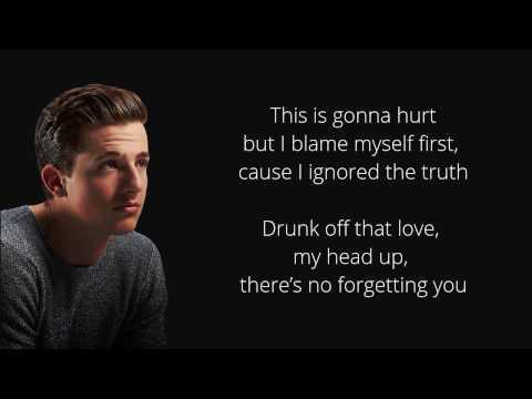 Charlie Puth - Dangerously (Lyric)