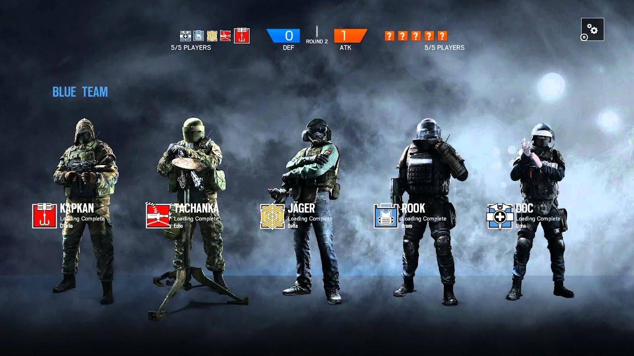 how to talk rainbow six siege