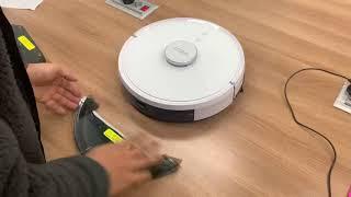 크레타 G3 로봇청소기 기본사항