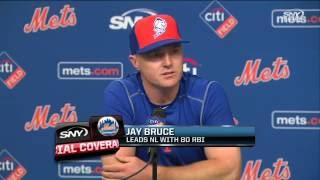 Jay Bruce meets the Mets