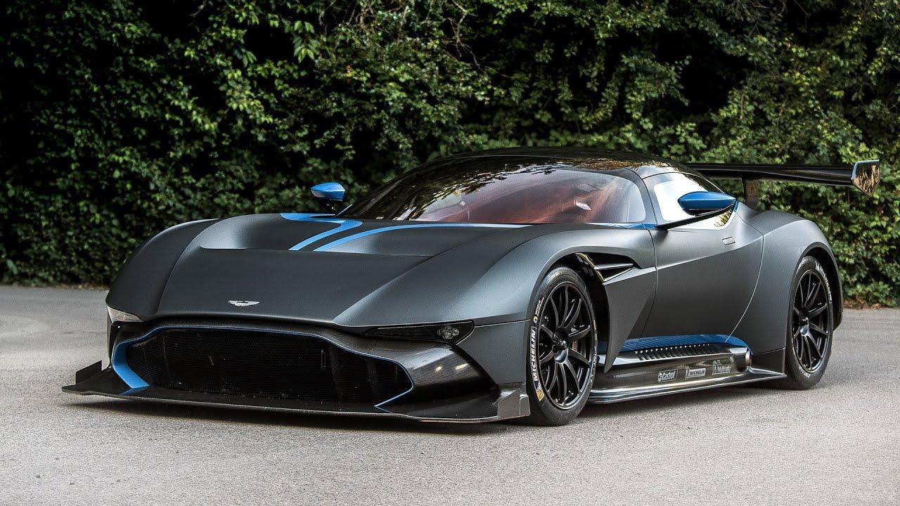 2016 Aston Martin Vulcan 800 Bhp Review Interior And Exterior Youtube