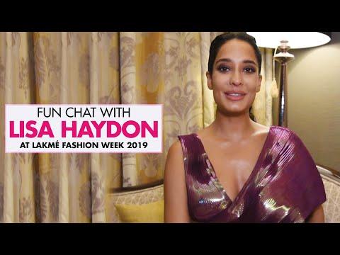 rapid-fire-with-lisa-haydon-at-lakme-fashion-week-2019-|-lisa-haydon-at-lfw-|-femina