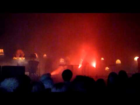 Fever Ray - I'm Not Done - Live at Brixton Academy 2010