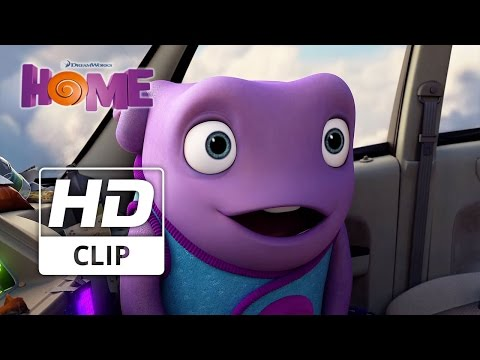 Dreamworks HOME | 'Joke' | Official HD Clip 2015