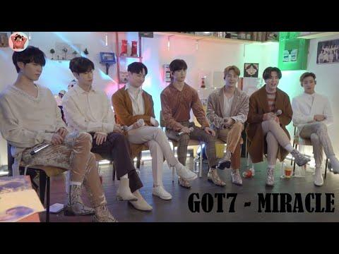 [GOT7] MIRACLE - GOT7 3rd Album