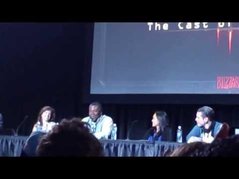 Diablo 3: Voice Cast!