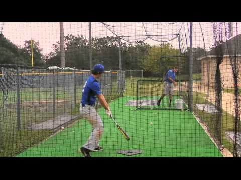 Baseball Video Of Weston Pertmer, Stanton College Prep, Class Of 2014, Jacksonville, Florida