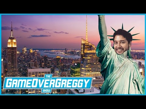 Tim and Kevin's Crazy New York Adventure - The GameOverGreggy Show Ep. 164 (Pt. 1)