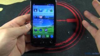 обзор смартфона Explay Advance