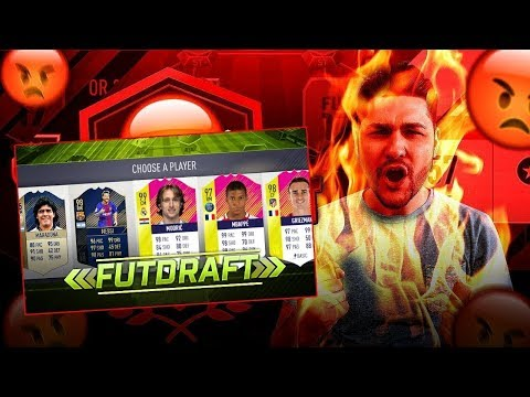 FIFA 19 DRAFT SPRE GLORIE #3 - MESSI IS ON FIRE !
