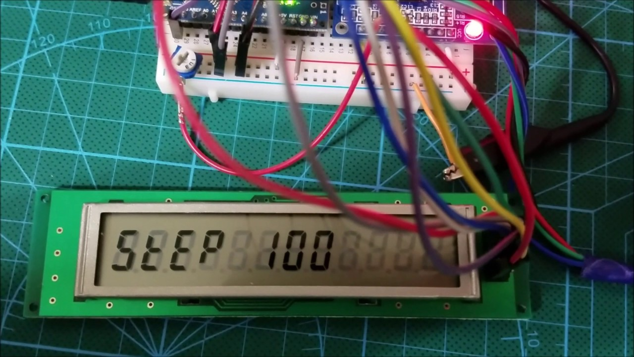 Arduino based DDS Signal generator using AD9851 - Arduino Project Hub