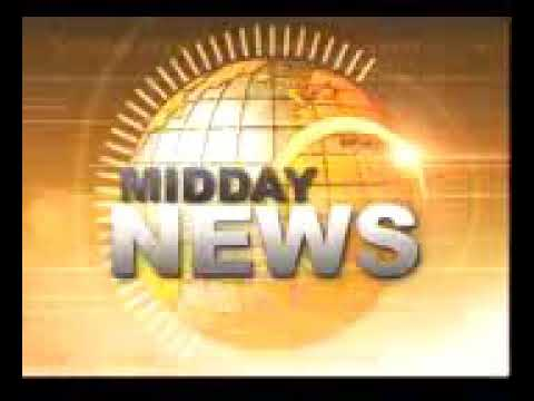 TVJ midday news on April 26th 2018