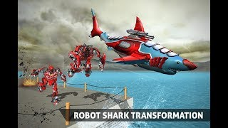 Real Robot Shark Game - Transforming Shark Robot (By Cradley Creations) Gameplay HD HD