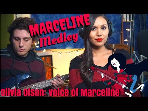 Marceline The Vampire Queen Medley  OLIVIA OLSON