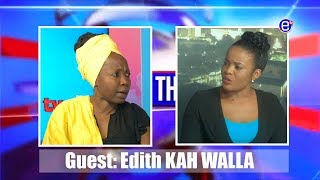 THE 6PM NEWS (GUEST: EDITH KAH WALLA) FRIDAY AUGUST 03rd 2018