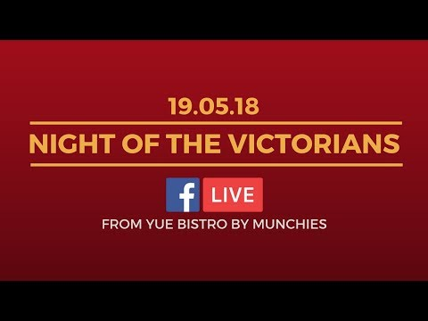Night of the Victorians 2018