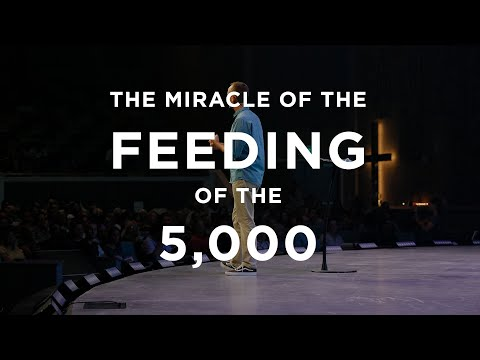 The Miracle Of The Feeding Of The 5,000