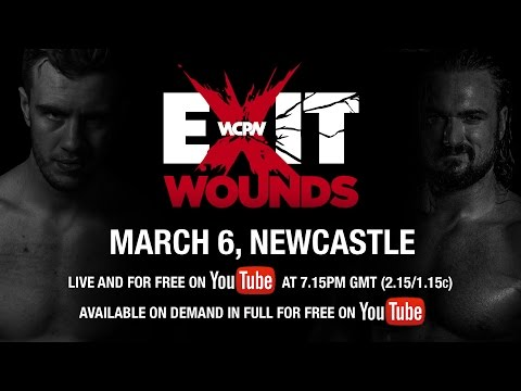 WCPW Exit Wounds - Full Show