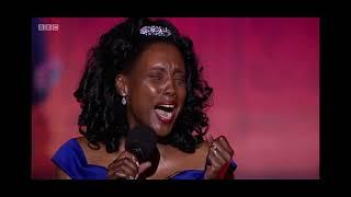 BBC Gospel Singer of the Year (FINAL). Jesus is Love. Monique McKen
