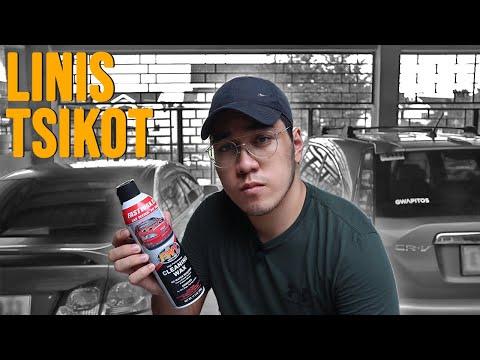 Nagcarwash ako nang walang tubig (FW1 Cleaning Wax) | A BOGS' LIFE | Jedd Diaz