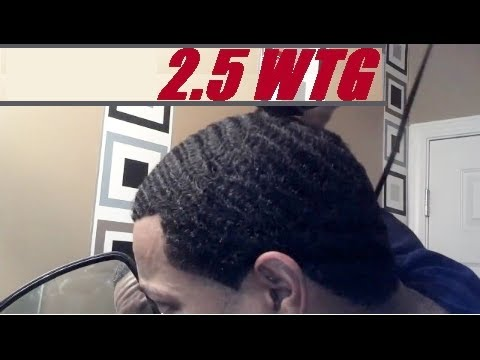 How To Cut Number 25 Guard Wtg Waves Haircut Yourself Youtube