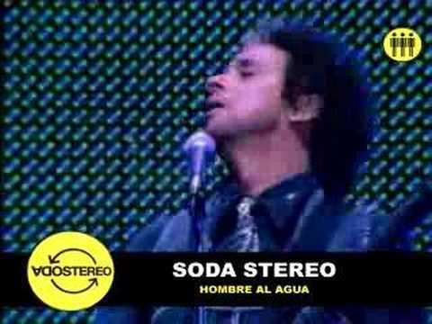 Soda Stereo - Hombre al agua - 20-10-07