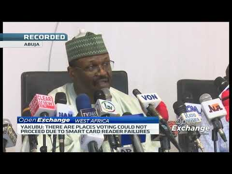 Nigeria Decides: INEC Chairman Mahmood Yakubu gives update about election day