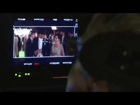 The Theory of Everything - Hawking's Set Visit (Universal Pictures) HD