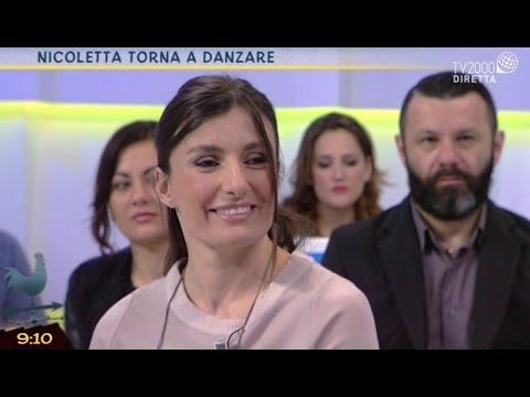 Nicoletta torna a danzare