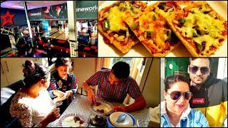 Simple Dinner Routine, Saturday Vlog || DIML || Movie Time, Grocery Shopping || Bread Pizza