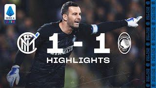 INTER 1-1 ATALANTA | HIGHLIGHTS | Lautaro scores and Handanovic saves! ⚫🔵