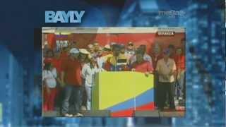 Jaime Bayly - Maduro y 'El baile del toripollo' 3/26/13