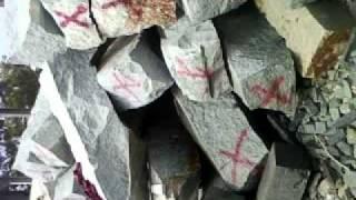 da bo via, da khoi, da granite