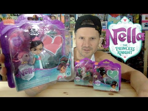 Nella The Princess Knight Adventure Collection With Trinket Unboxing Review