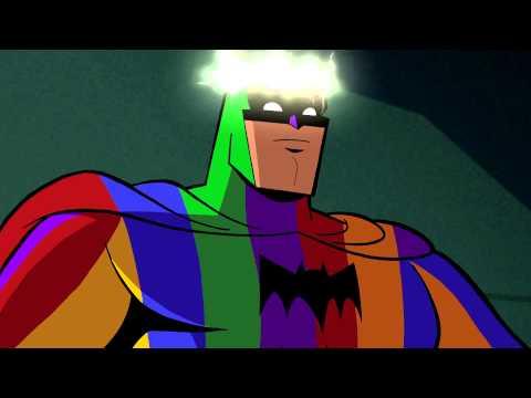 Batman: Brave and the Bold - Emperor Joker! - Clip 1