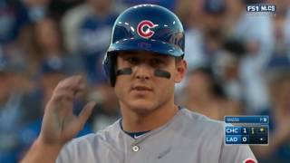 MLB NLCS 2016 10 20 Chicago cubs@Los Angeles DodgersGame5 720P